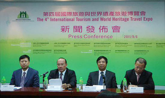 The 4th International Tourism and World Heritage Travel Expo