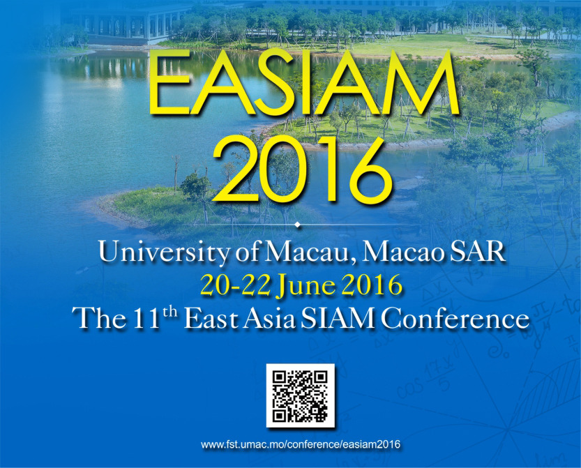 11th East Asia SIAM Conference