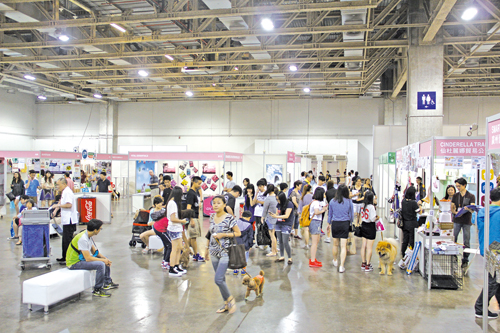 Pet & Aqua Expo 2014 attracted 30,000 participants